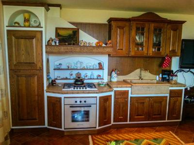 Cucine legno artigianali palermo 1