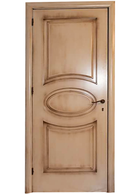 porta anticata in legno palermo