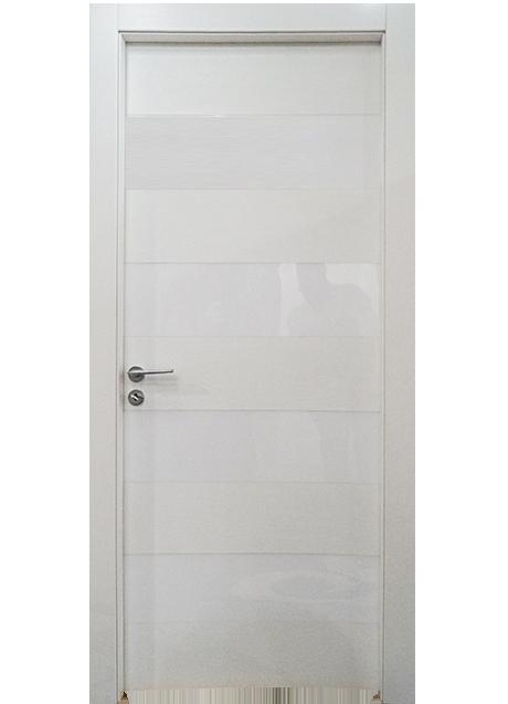 porta con fasce specchiate porta in laminato palermo