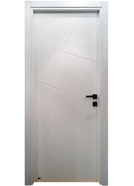 Porte moderne palermo in legno massello e artigianali la porta che arreda - Porte a palermo ...